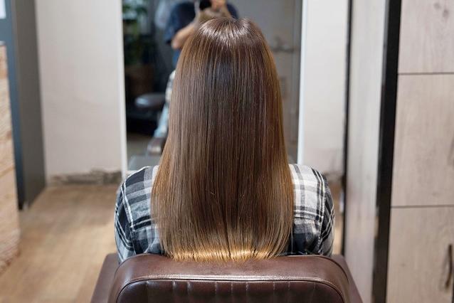 過度なヘアダメージ|AFTER 施術後