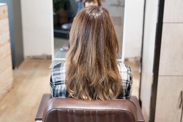 過度なヘアダメージ|BEFORE 施術前