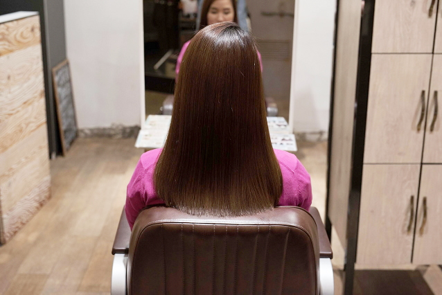 毛髪が著しく多い|AFTER 施術後