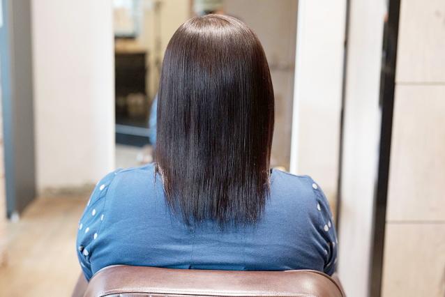 加齢によるエイジング毛|AFTER 施術後