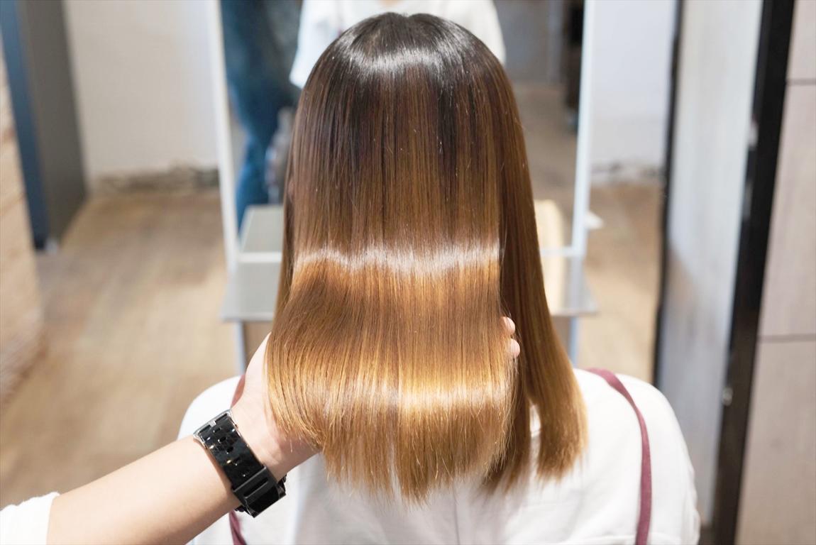 3回目のAfter2|髪質改善カット&トリートメントの施術事例