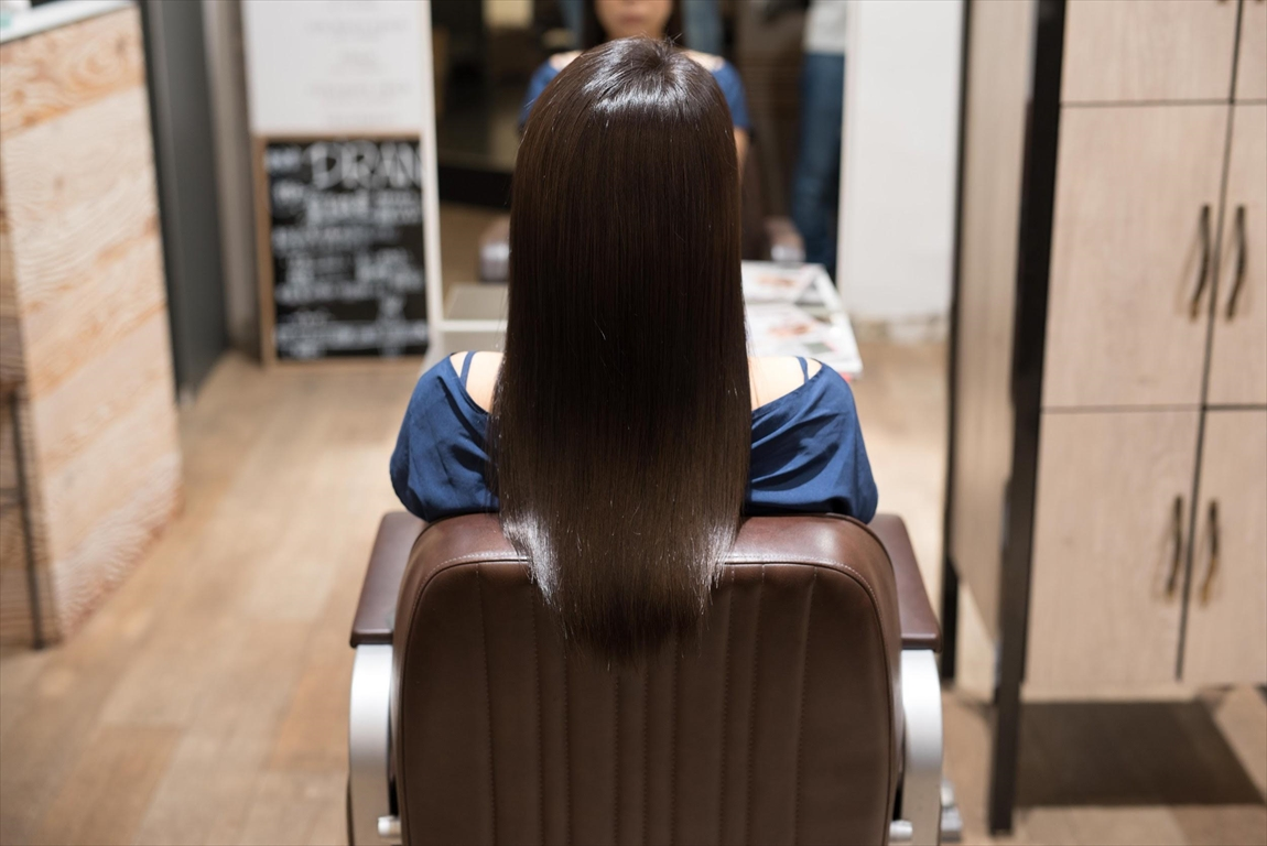 AFTER 施術後|髪質改善矯正の施術事例2