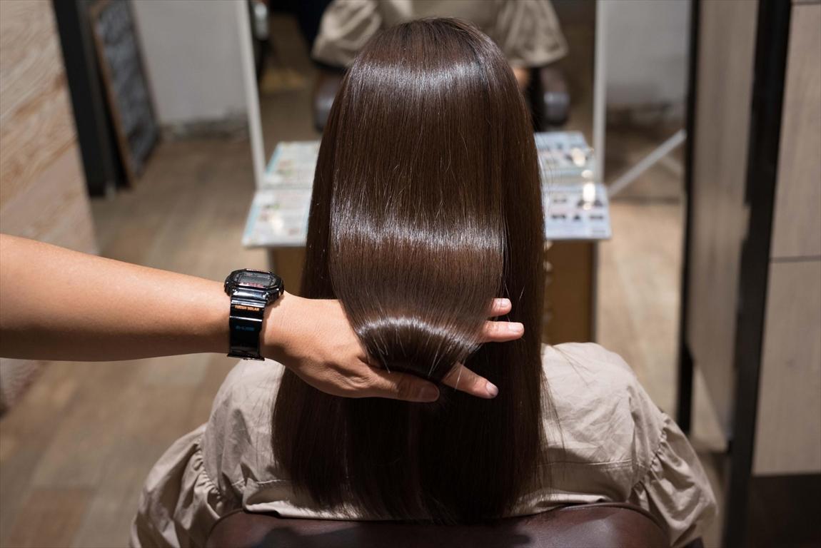 髪質改善矯正とは?