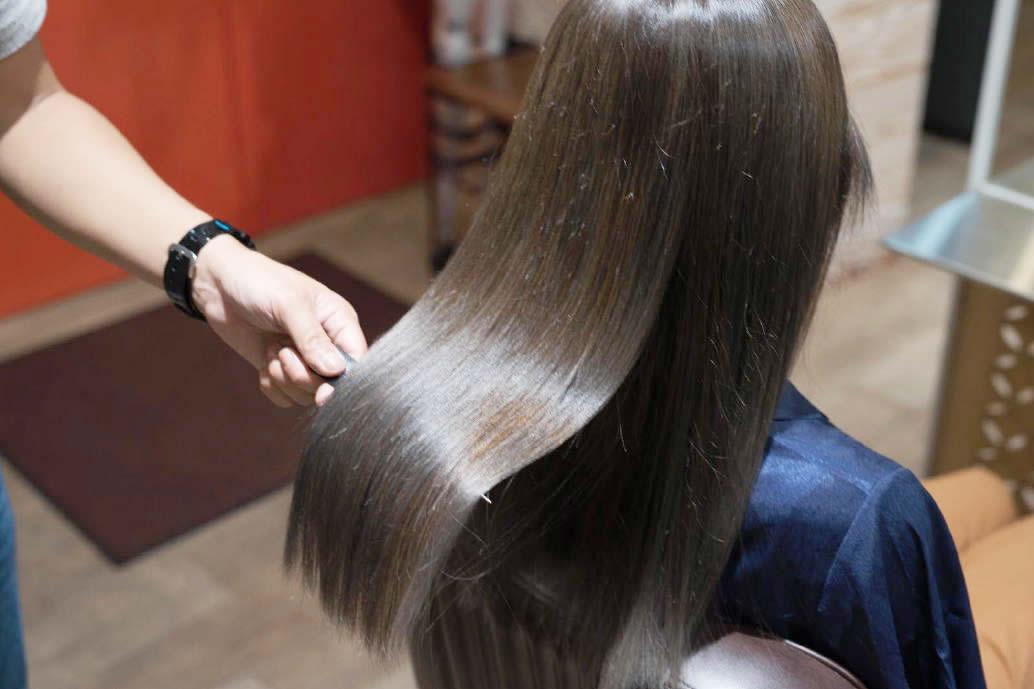 髪質改善専門サロン DRANのこだわり