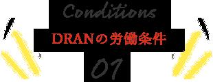 DRANの労働条件1