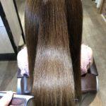 夏の紫外線でダメージした髪を髪質改善!!Before & After