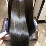 髪質改善カラーでカラーをしながらツヤ髪に!!