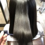 クセと乾燥で上手くまとまらない髪を髪質改善!!Before & After