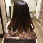 クセと乾燥のある髪質を自然なまとまり髪に髪質改善!!