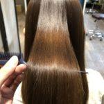 クセとパサつきを抑えたまとまりのある髪質改善カラーBefore & After