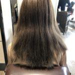 ダメージでゴワゴワ、チリチリに広がる髪を髪質改善