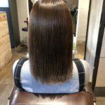 ハイトーンのダメージ毛を髪質改善!!Before & After