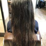 ゴワゴワ、チリチリの捻転毛の髪を髪質改善!!Before & After